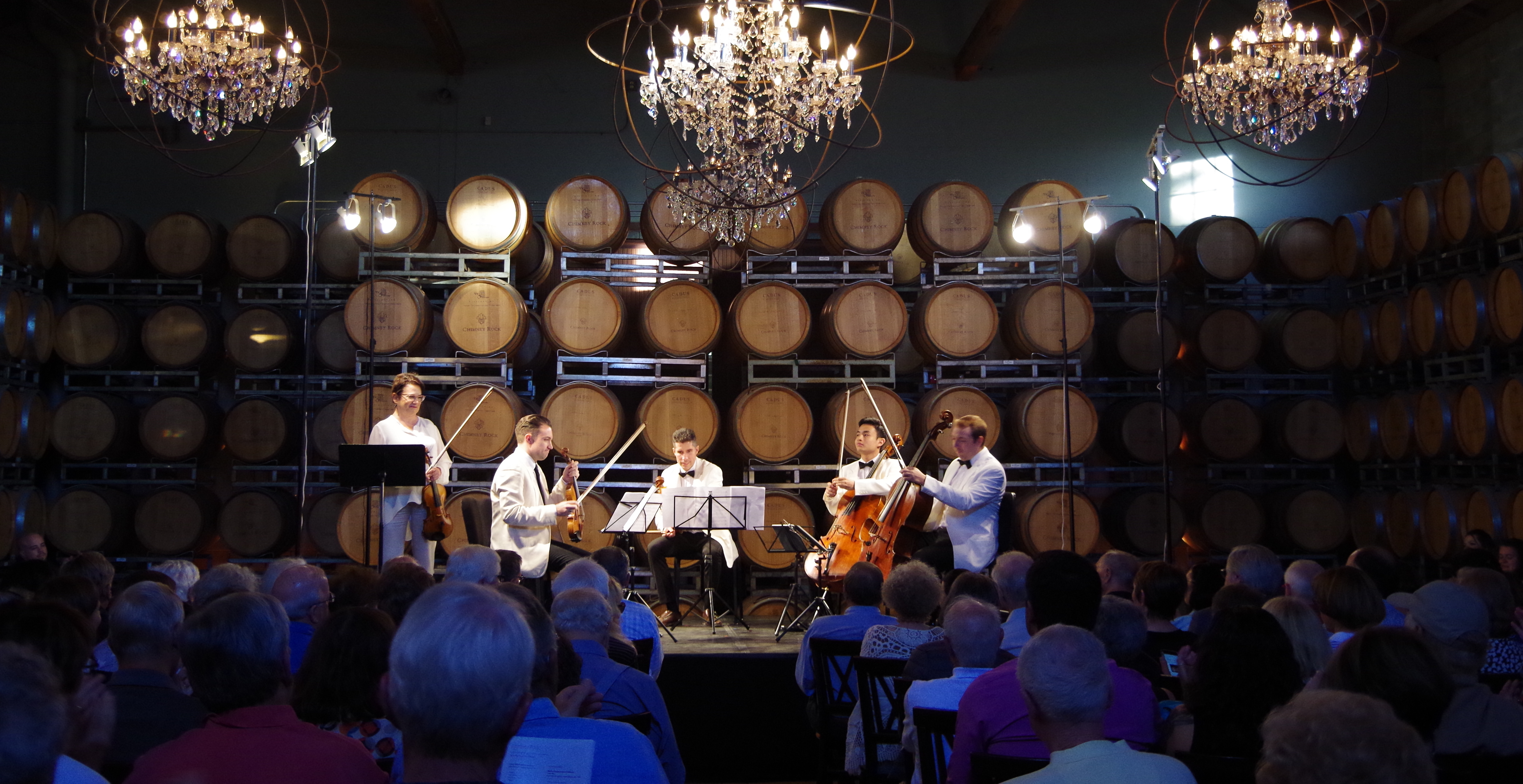 2019 Schedule - Music in the Vineyards - Chamber Music